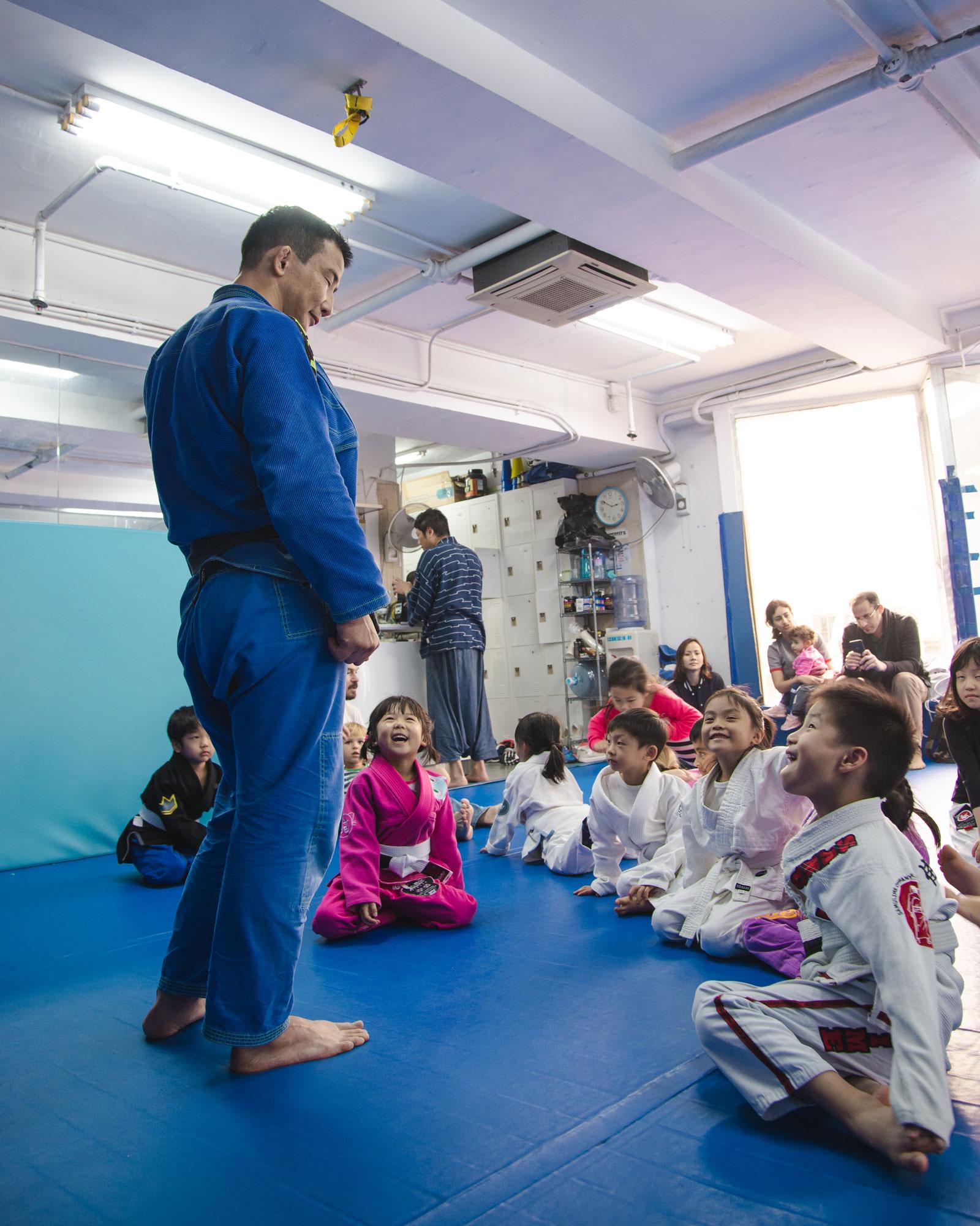 Kowloon Kids Jiu Jitsu - Hong Kong