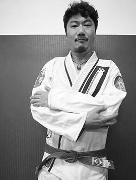 Kei Kita - Kowloon Jiu Jitsu - Hong Kong