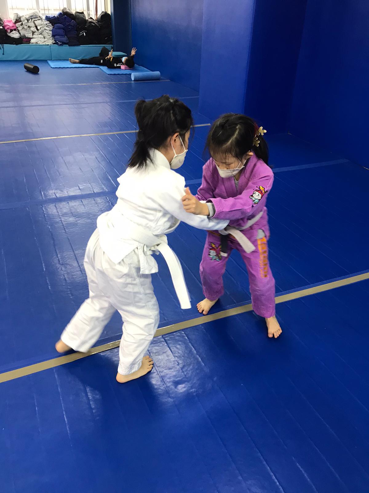 Kowloon Jiu Jitsu Kids Judo