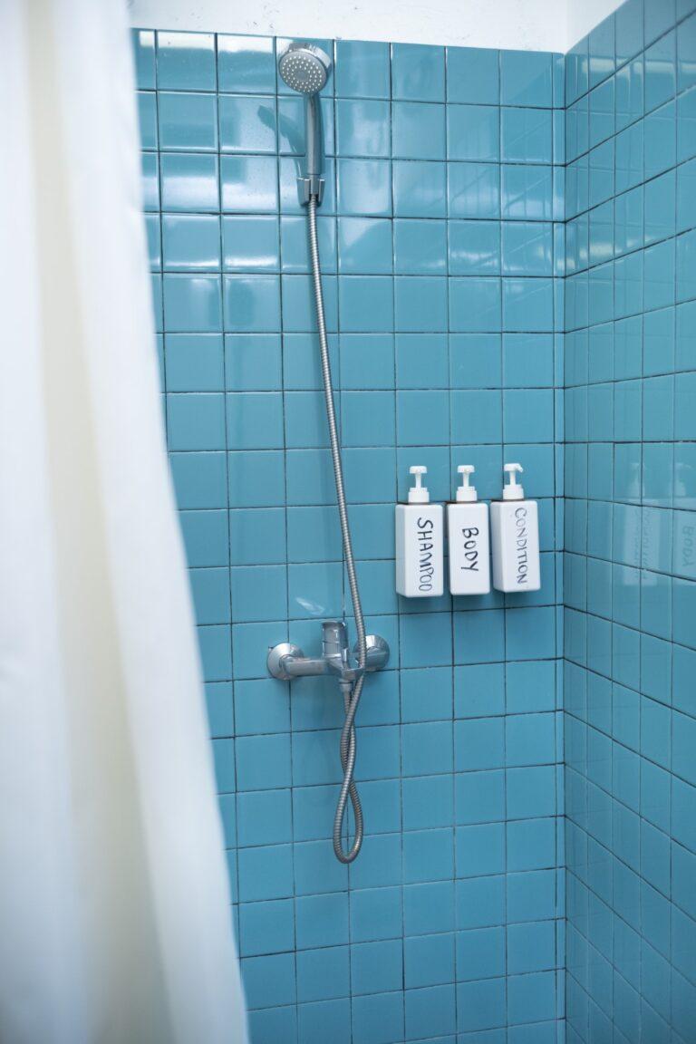 Kowloon Jiu-Jitsu Hong Kong - Showers